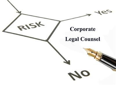 corporate law, corporate legal counsel
